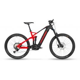 Bicicleta Stevens 20 E-Pordoi 27.5 velvet black