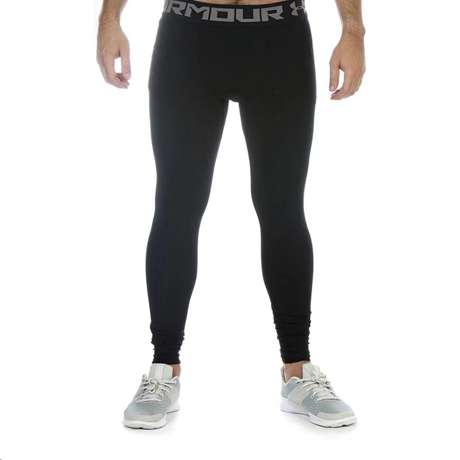 trapo agudo Preservativo  Malla compresión Under Armour HG Legging 2.0 negro hombre - Deportes Moya
