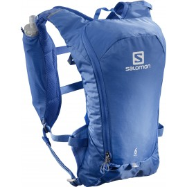 Mochila trail running Salomon Agile 6 SET azul