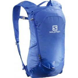 Mochila trail running Salomon Traillblazer 10L azul