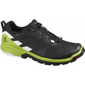 Zapatillas trail running Salomon Xa Rogg GTX negro hombre