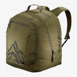 Mochila Portabotas Salomon Gear Backpack verde