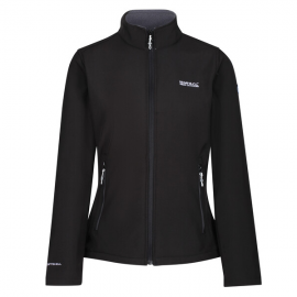 Chaqueta outdoor Connie IV regatta negro mujer