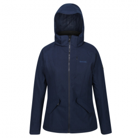 Chaqueta outdoor Highside Regatta marino mujer