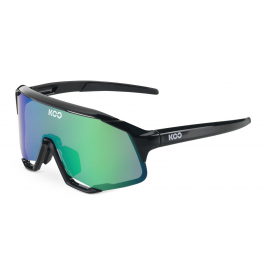Gafas KOO Demos Black Green Lent Green