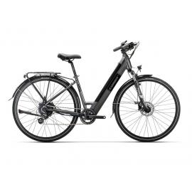"""Bicicleta Conor E-Trekking Bali 28"""" Gris"""
