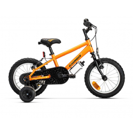 "Bicicleta Conor Ray 14"" Naranja"