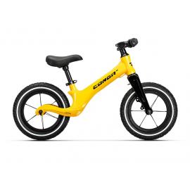 """Bicicleta Conor Rolling 12"""" Amarillo"""