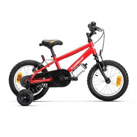 "Bicicleta Conor Ray 14"" Rojo"