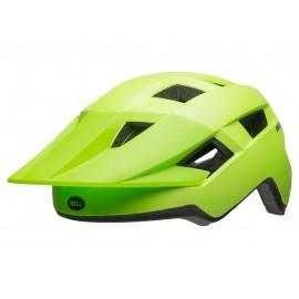 Casco Bell Spark bright green-black junior 2021
