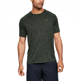 Camiseta Under Armour Tech Tee hombre verde