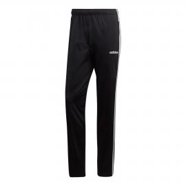 Pantalón adidas Essentials 3 Bandas negro blanco hombre