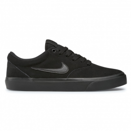 Zapatillas Nike SB Charge  Suede negro hombre