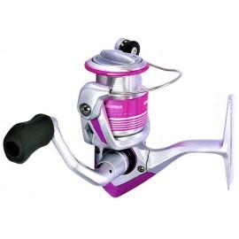 Carrete Okuma Pink Pearl 30FD 5,0:1