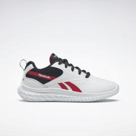 Zapatillas Reebok Rush Runner 3 blanco/azul/rojo junior