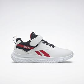 Zapatillas Reebok Rush Runner 3 blanco/azul/rojo niño