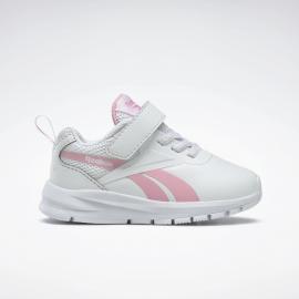 Zapatillas Reebok Rush Runner 3 blanco/rosa infantil