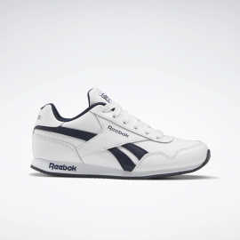 Zapatillas Reebok Classic Jogger 3 blanco azul junior