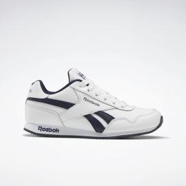 Zapatillas Reebok Classic Jogger 3 blanco/azul junior