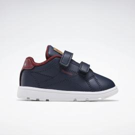 Zapatillas Reebok Royal Complete CLN ALT marino/rojo bebé