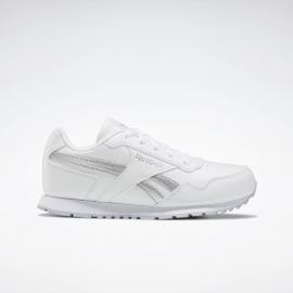 Zapatillas Reebok Royal Glide blanco/plata niña