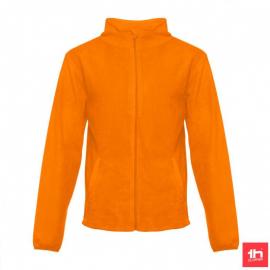 Forro polar TH Clothes Helsinki naranja hombre