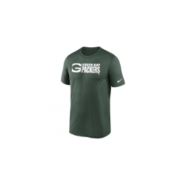 Camiseta Nike NFL Green Bay Packers verde hombre