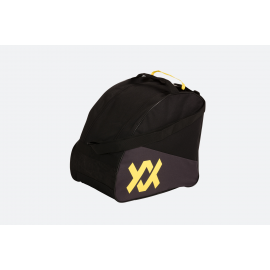 Bolsa Portabotas Völkl Classic Boot Bag negro gris amarillo