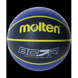 Balón baloncesto Molten BC7R2-KB azul/negro