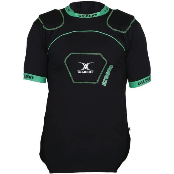 Camiseta Gilbert Atomic Shoulder negro GIL272B