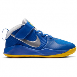 Zapatillas baloncesto Nike Team Hustle D9 (PS) royal niño