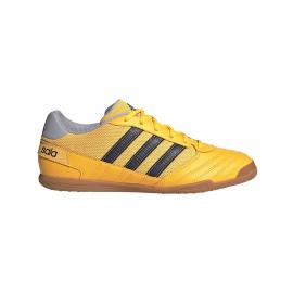 Zapatillas fútbol adidas Super Sala amarillo/negro hombre