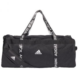 Bolsa deporte adidas 4 Athletes Duffle L negro