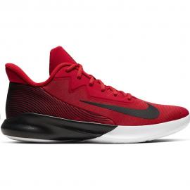 Zapatillas baloncesto Nike Precision IV rojo/negro