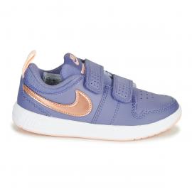 Zapatillas Nike Pico 5 (PSV) azul/bronce infantil