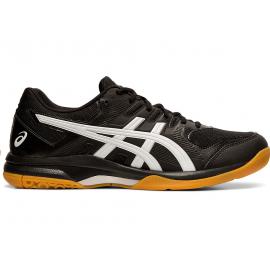 Zapatillas voleibol Asics Gel-Rocket 9 negro/blanco hombre