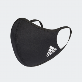 Mascarilla adidas Face CVR Small Pack 3 negro unisex