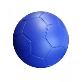 Pelota futbol foam softee azul