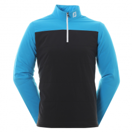 Jersey Footjoy Chill out Xtrm Thermal azul negro hombre