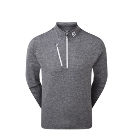 Jersey Footjoy Chill out gris oscuro hombre