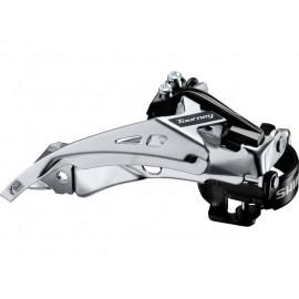 Desviador Shimano Tourney TY700 7/8 x 3 velocidades dual 42d