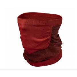 Cuello + mascarilla Combo HG rojo unisex