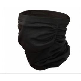Cuello + mascarilla Combo HG negro unisex
