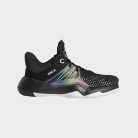 Zapatillas baloncesto adidas D.O.N. Issue 1 negro junior