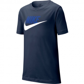 Camiseta Nike Sportwear Futura Icon TD azul junior