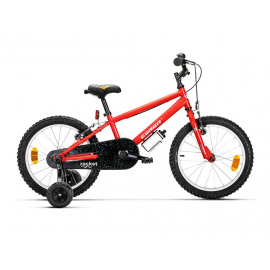 """Bicicleta Conor Rocket 18"""" Rojo"""