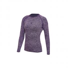 Camiseta tecnica Boreal HG morado mujer