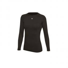 Camiseta tecnica Palmer HG negro mujer