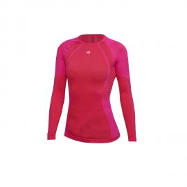 Camiseta tecnica Palmer HG rosa mujer
