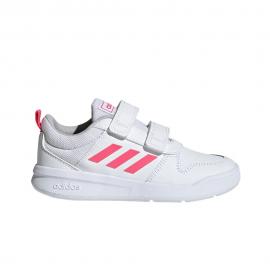 Zapatillas adidas Tensaur C rosa niña
